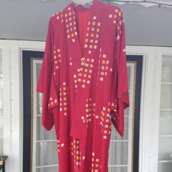 Other - Authentic Japanese Kimono..